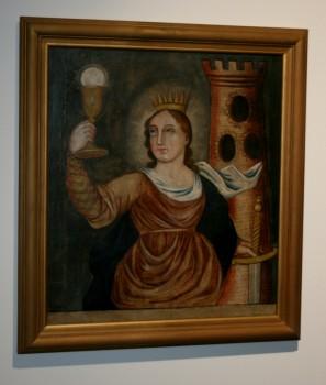 Šv. Barbora