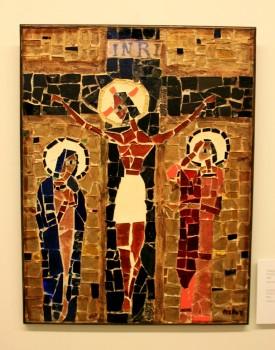 V. Petravičiaus mozaika