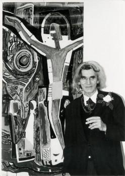 Viktoras Petravičius. Čikaga. Elenutės Bradūnaitės nuotrauka