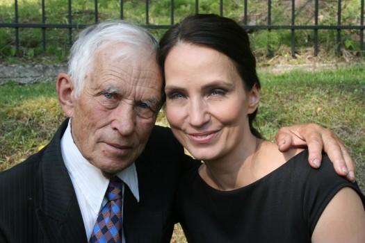10 a Ambasadoriaus brolis Sibiro tremtinys Kęstutis Dambrava su dukra