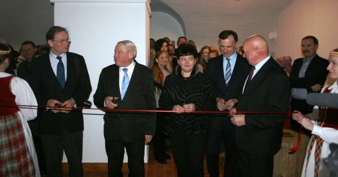 Alantos amatų centro atidarymo iškilmės