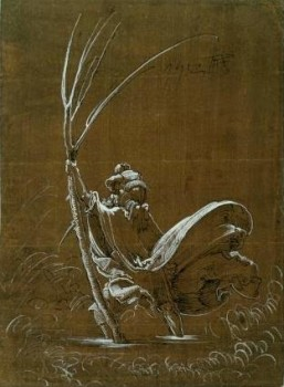 Albrecht Altdorfer, 'St Christopher'
