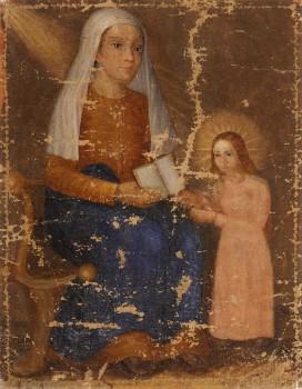 Marijos jaunystė